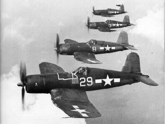 World War 2 American Planes