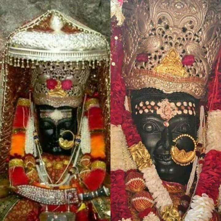 Maa Dhari Devi Durga Goddess Shakti Hindu Mythology
