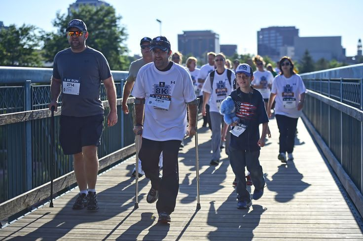 Wounded Warrior Project 8K Run Colorado Springs