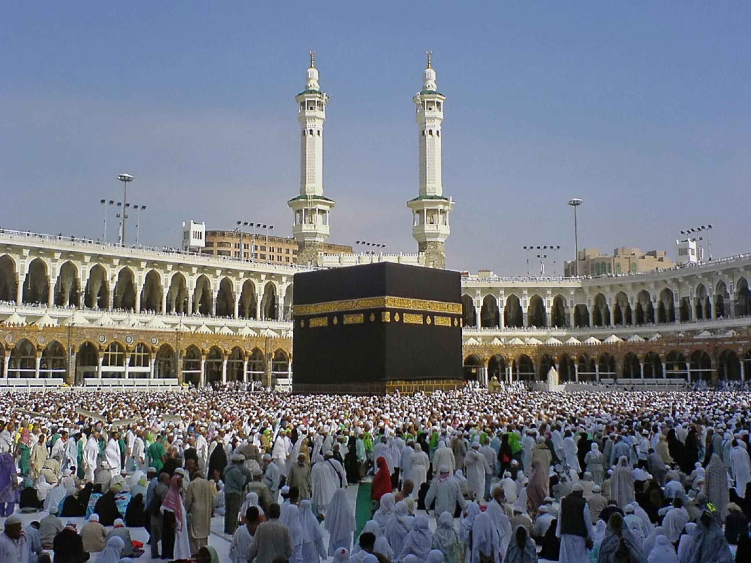 Download Free Mecca Kabba World City 525678 Hd Wallpapers