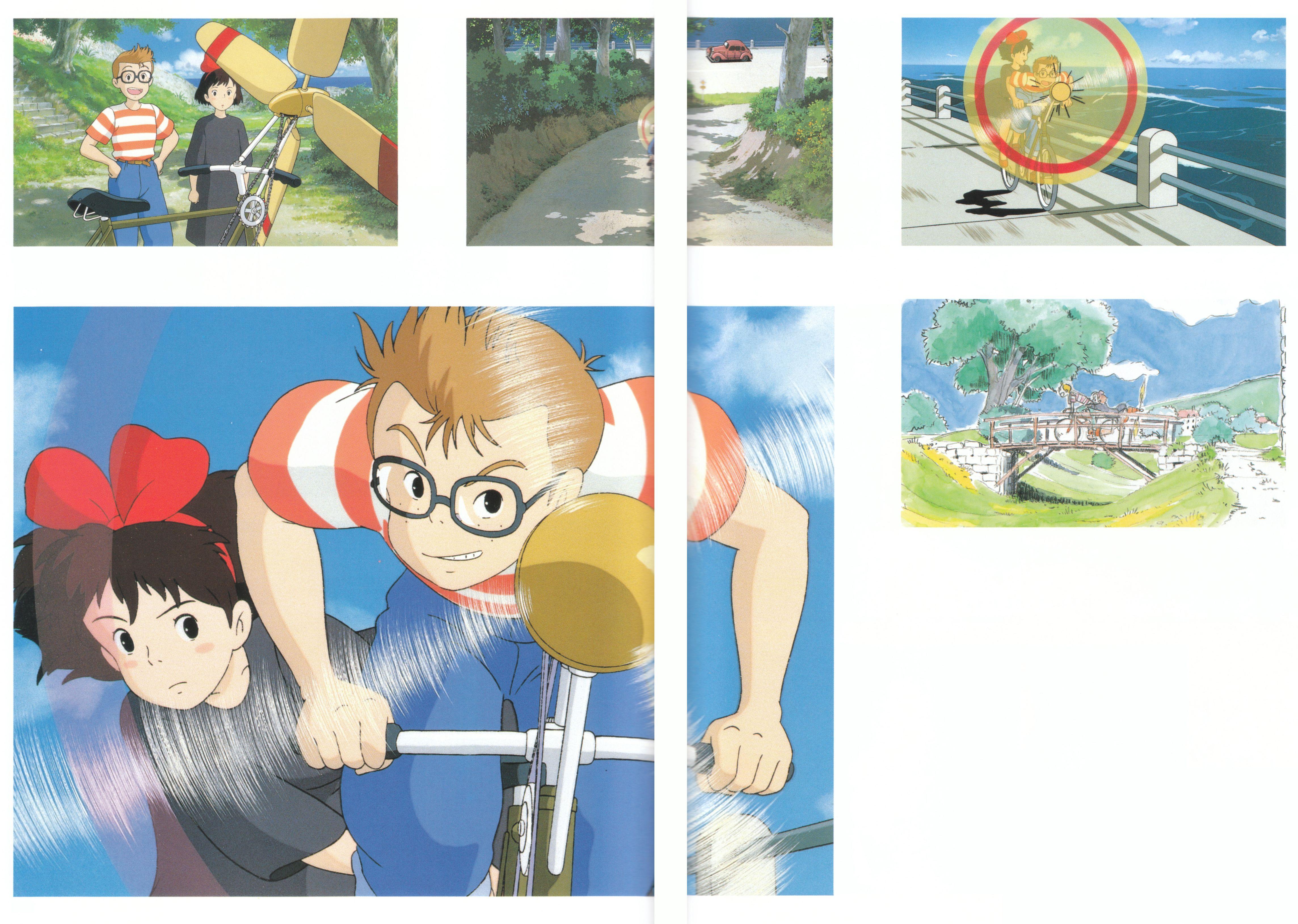 Kiki's Delivery Service Hayao Miyazaki Studio Ghibli