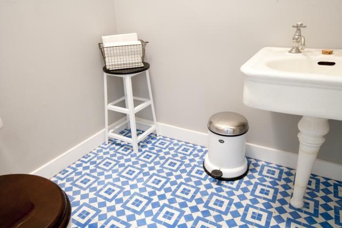 Design Sleuth Fez Tile From Granada Tiles Bathroom