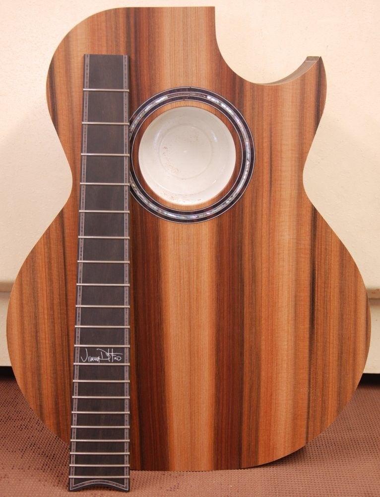 Build Thread Charis Sj Eir Sinker Redwood For Fingerstyle Artist Jimmy Deheno The Acoustic Guitar Forum Acoustic Guitar Guitar Guitar Building