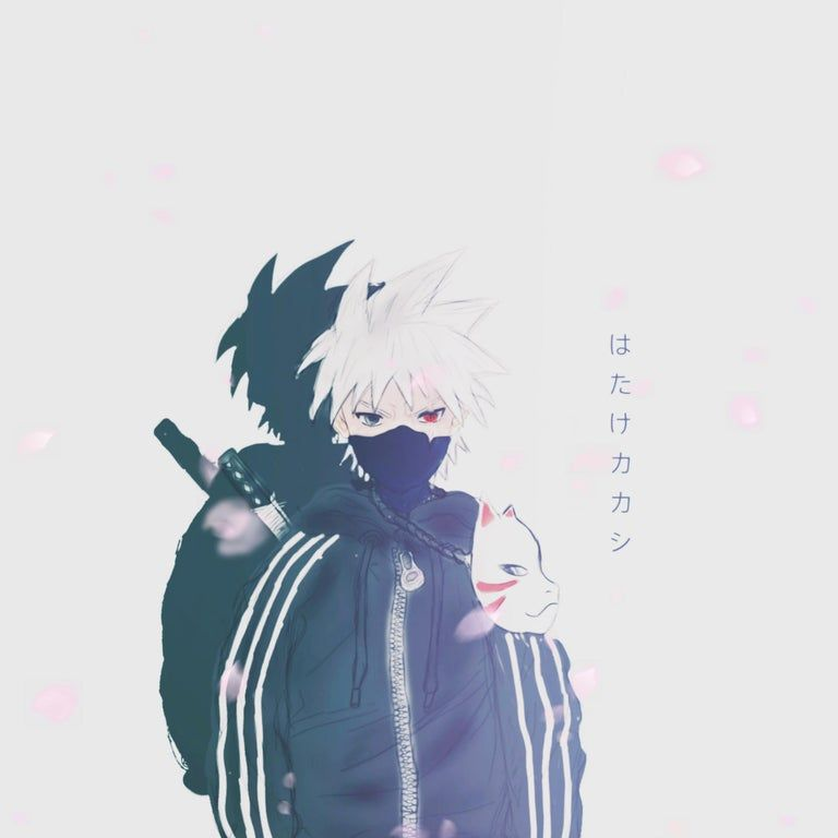 I Drew Kid Hatake Kakashi Naruto With Images Kakashi