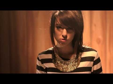Christina Grimmie Singing Say Something By A Great Big World Ft