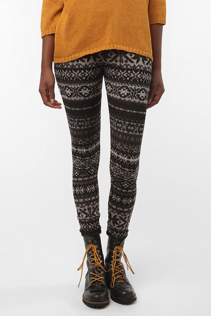 Put A Pattern In Your Life Sparkle Amp Fade Fair Isle