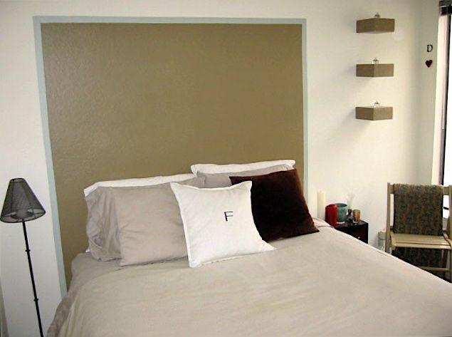 ideas para pintar un cabecero de cama original