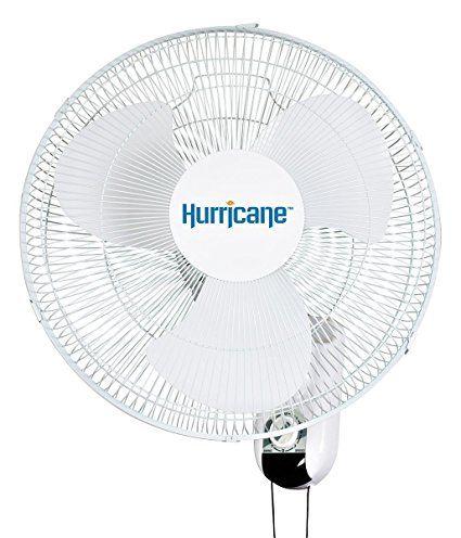 Top 10 Best Hurricane Fans 2020 Reviews Wall Mounted Fan Oscillating Fans Wall Mounted Fans