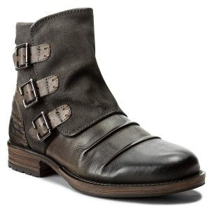 Meskie Gino Rossi Black Friday Eobuwie Com Pl Boots Biker Boot Shoes