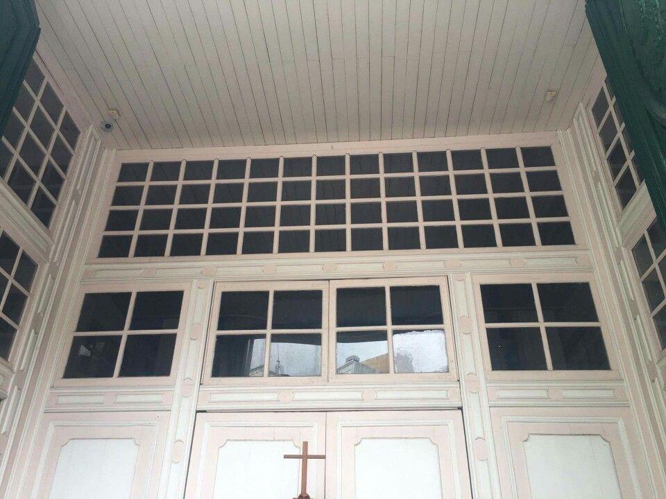 Fan Light Over The Inside Door #Itu0027s The Window Over The Door