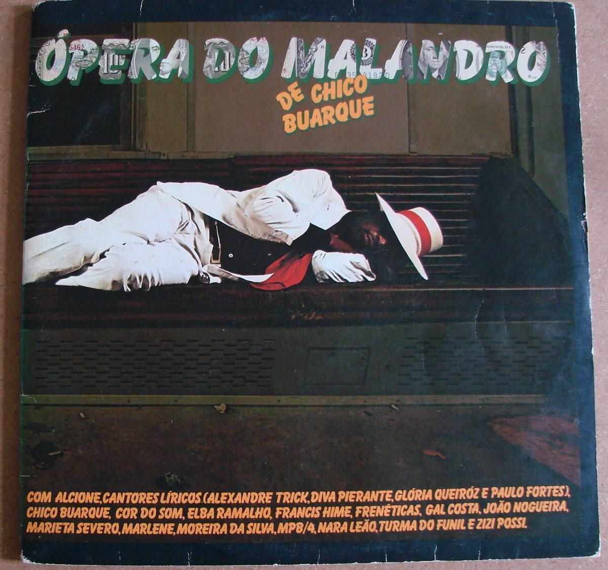 V 225 Rios 211 Pera Do Malandro De Chico Buarque 1979 R 35