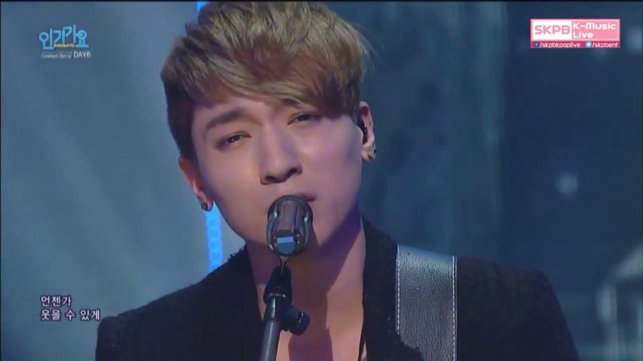 [Comeback Stage] 160403 DAY6 (데이식스) - Letting Go (놓아 놓아 놓아) @ 인기가요 Inkigayo