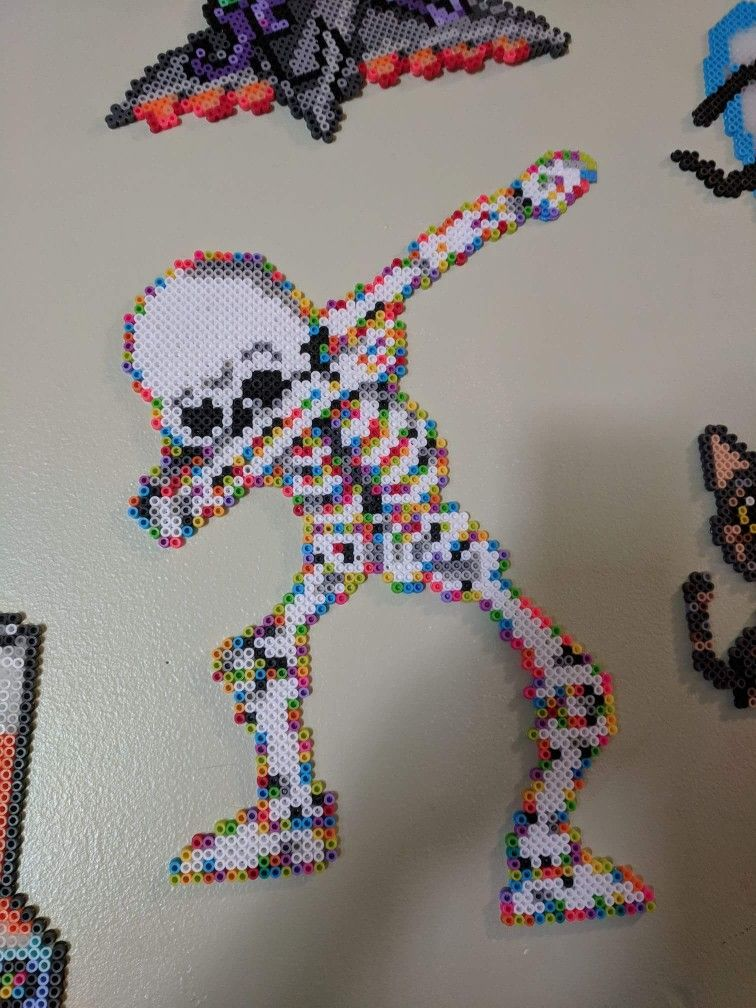 Spielzeug Basteln & Kreativität Hell Star Wars Bügelperlenbild