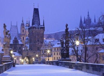 De 10 leukste steden voor een winterse citytrip !