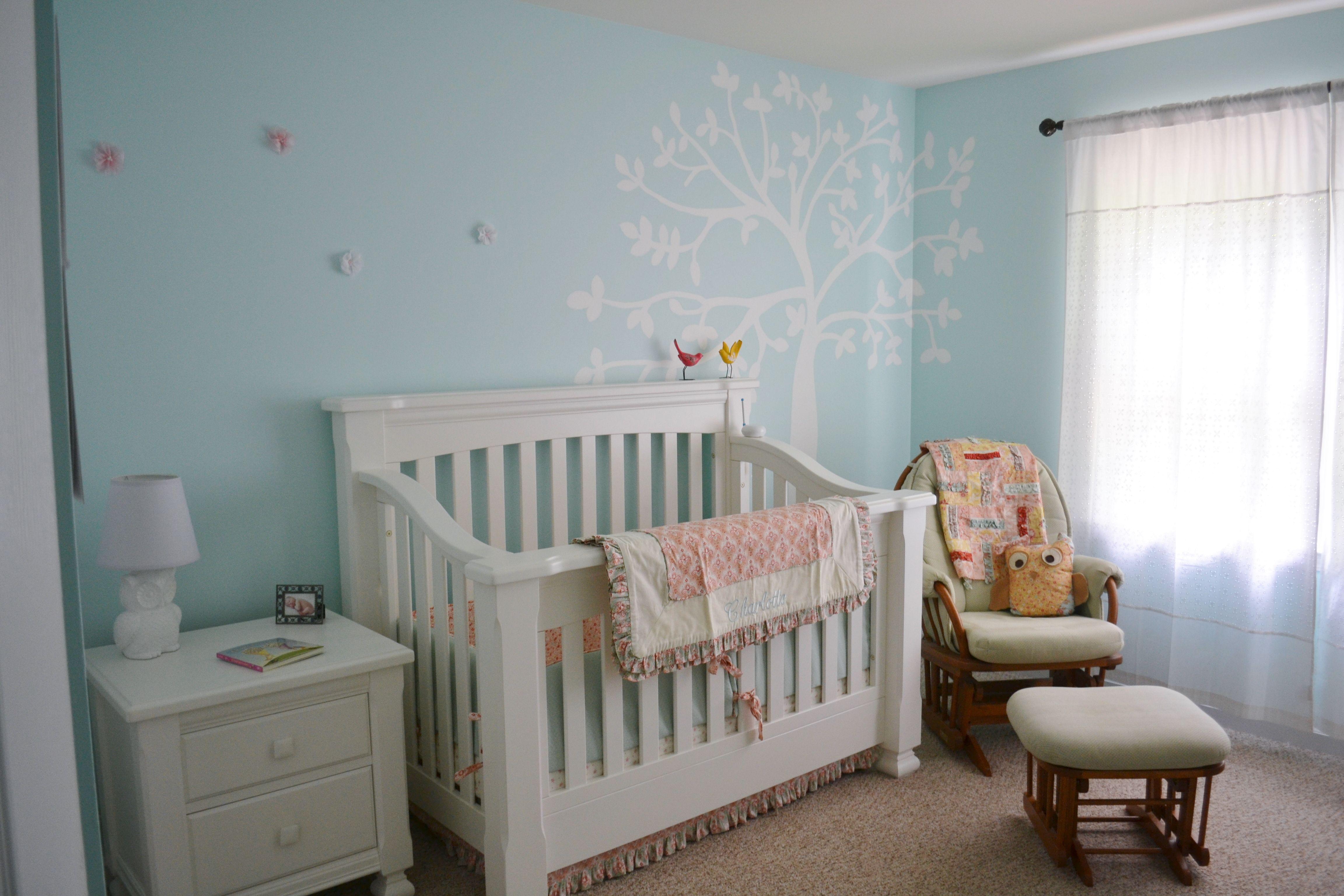 Charleys Classically Feminine Nursery Nursery Ideas Girlsbaby