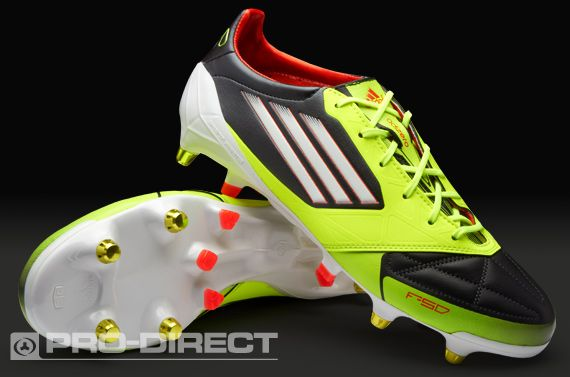 837ed92ad adidas Rugby Boots - adidas F50 adizero XTRX SG Leather - Soft Ground -  Phantom Electricity Energy