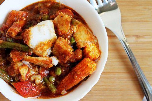 15 minute fish curry by rosannaskitchen, via Flickr