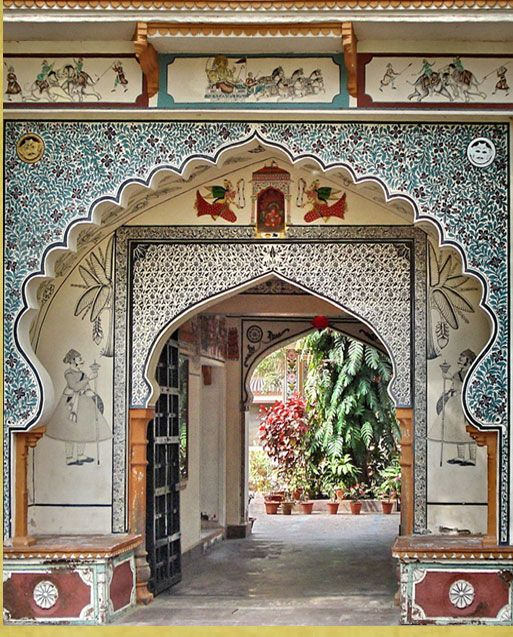 Palkiya Haveli Kota Heritage Hotel Accomodation Rajasthan India Stay