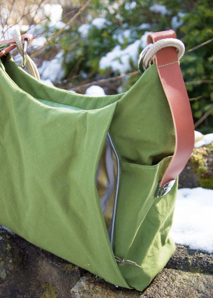 la combinación perfecta – bolsos Dany y Oilskin – kreamino  – Bolsa