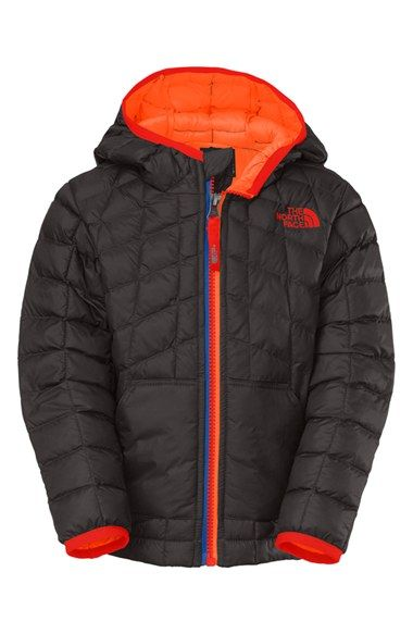 25fc04b4ced0 The North Face  ThermoBall™  PrimaLoft® Hooded Jacket (Toddler Boys    Little Boys) available at  Nordstrom