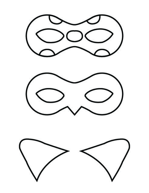 616571005204814685 on Cat Mask Coloring Page 2