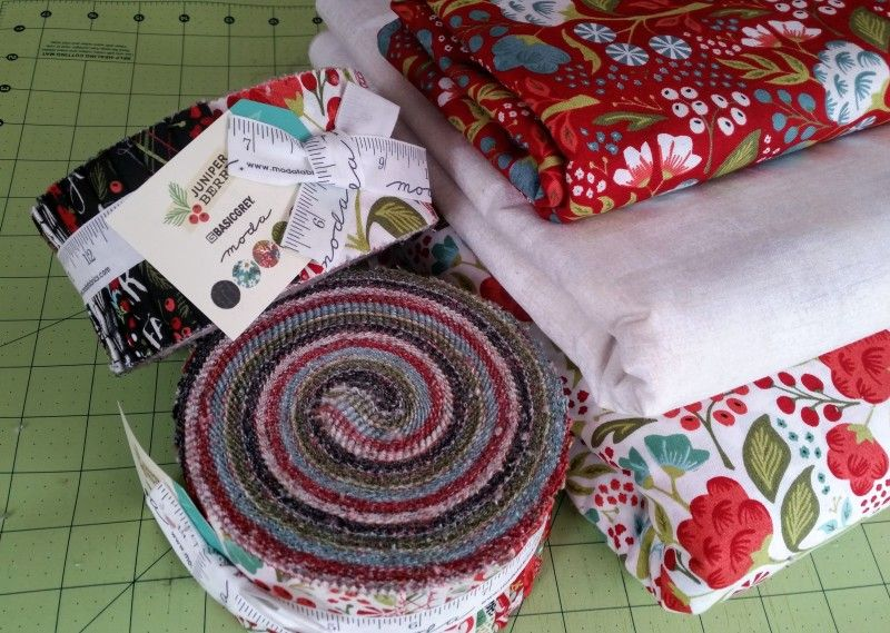 Ribbon Candy Jelly Roll Quilt « Moda Bake Shop