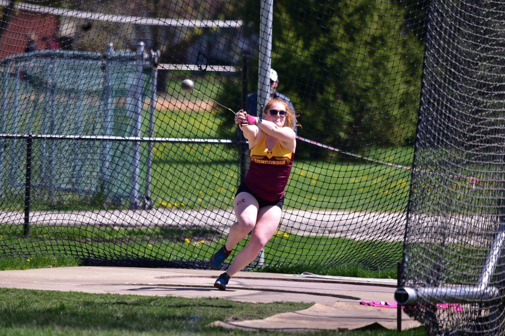 Jessica wilsons national qualifier highlights cuc womens