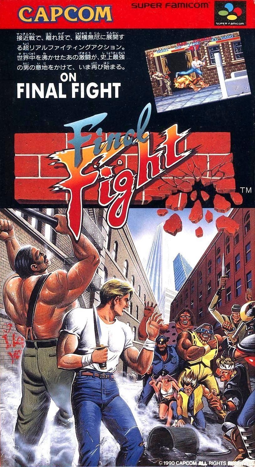 [Análise Retro Game] - Final Fight - Arcade/SNES/PC/SEGA CD Ed9c336b6bd4f1e70e14cb4b80f05430