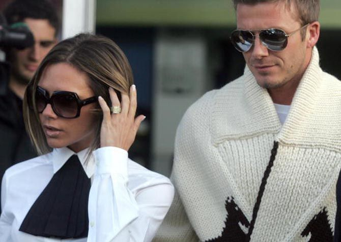 Victoria Beckham Has 14 Engagement Rings! - Victoria beckham, Celebrity wedding rings, Beckham, Cute engagement rings, Victoria, Engagement rings - Diamond, emerald, sapphire, she has got them all and more