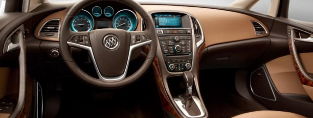 2012 Buick Verano Interior Buick Verano Buick Grand National Buick