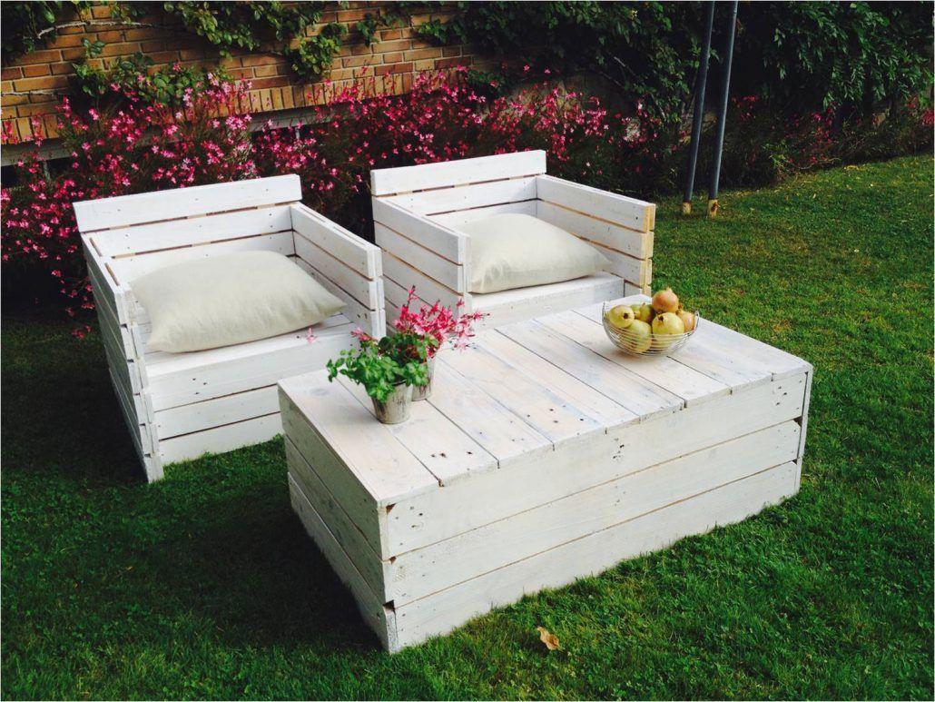 Muebles De Palets Para Jard N Realizados Por Jardines Y Rincones  # Muebles Bandama