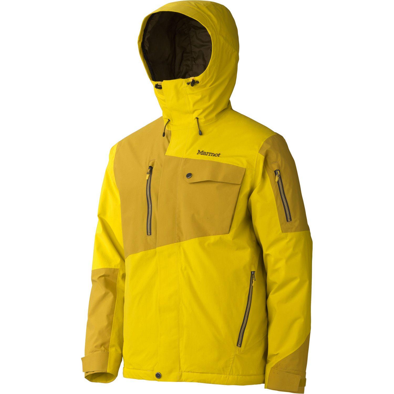 Marmot Tram Line Mens Snow Jacket Fall Winter Outfit Men