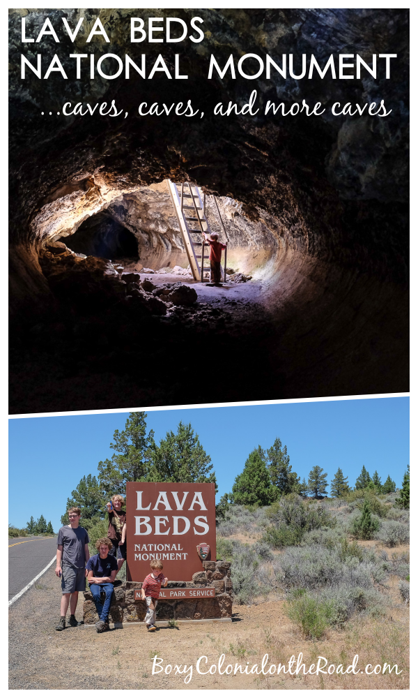 Lava Beds National Monument Fun With Volcanoes Continued Lava Beds National Monument