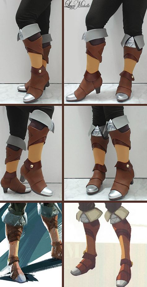 Best The Legend of Zelda Link Shoes Boots For Cosplay