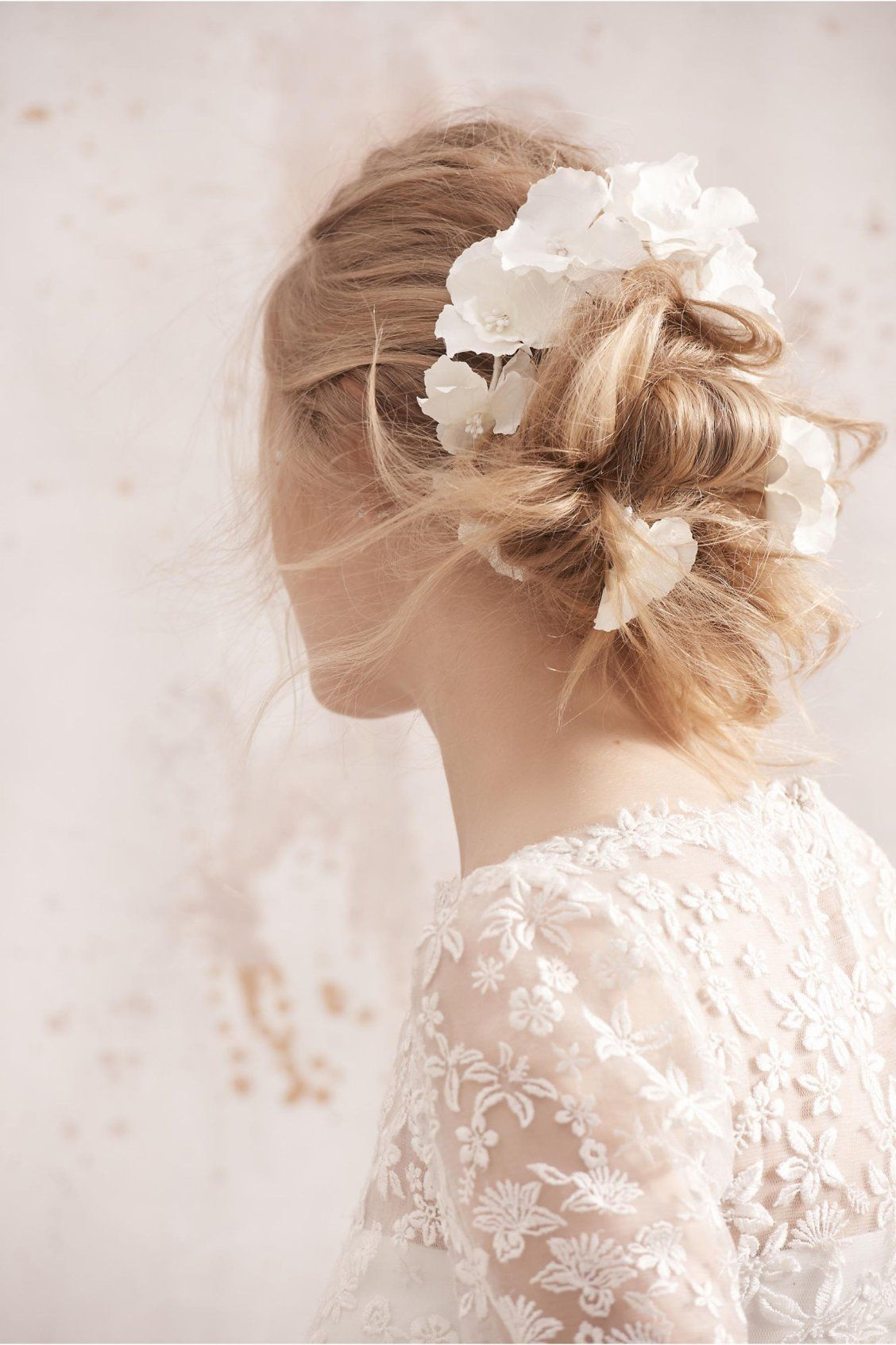 maria hair comb from bhldn | wedding hairstyles in 2019