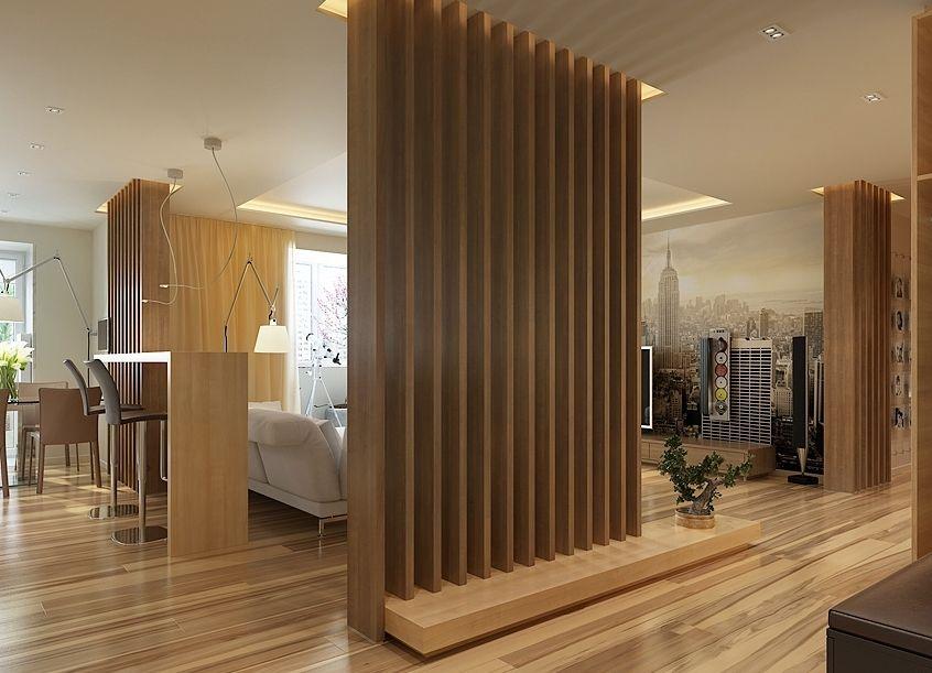 деревянные перегородки в доме своими руками интерьер в 2019 г