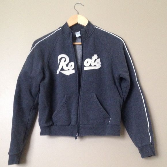 Roots bomber jacket