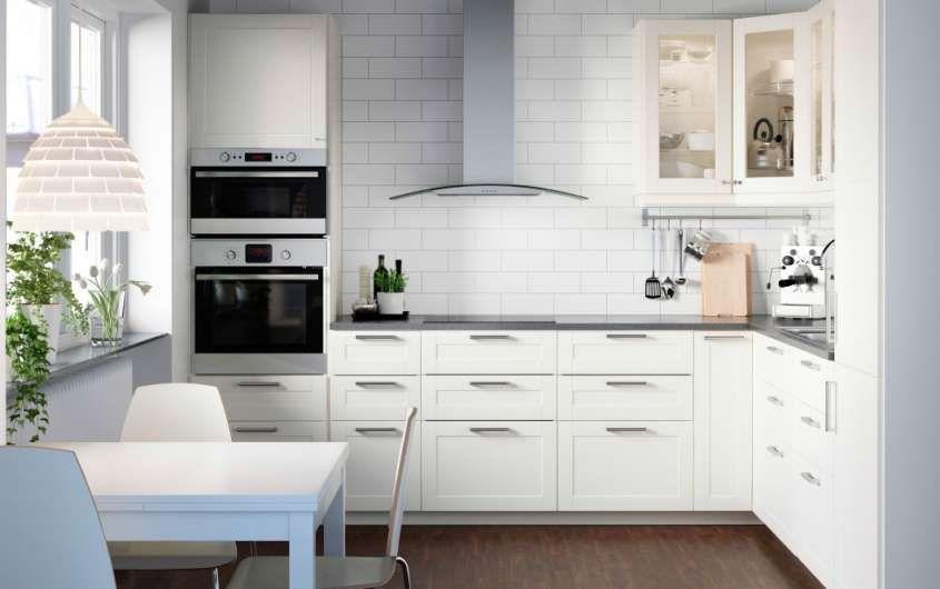 Catalogo Ikea cucine 2016 | Cucine nere | Pinterest | Ikea kitchen ...