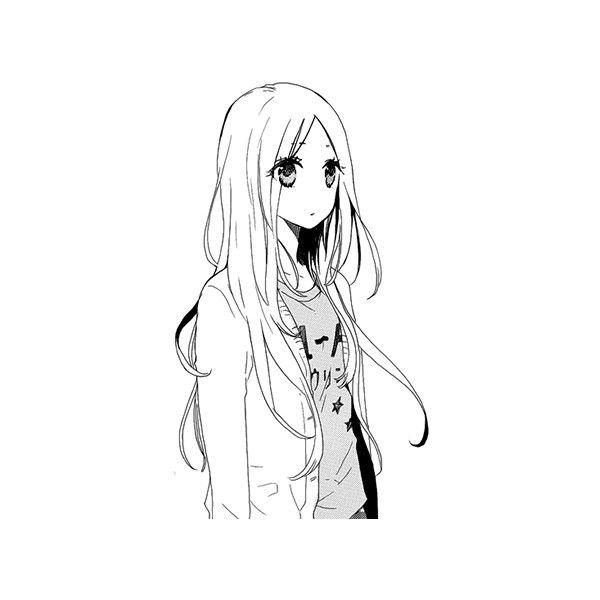 爱 Liked On Polyvore Manga Girl Drawing Cute Anime Wallpaper Anime