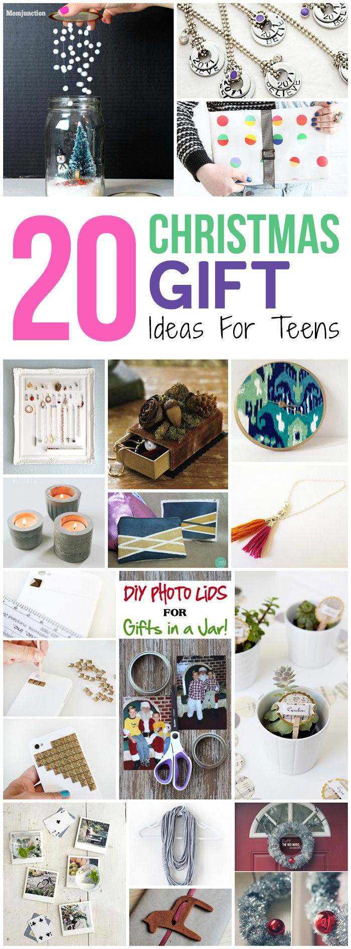 Top 20 Christmas Gifts Ideas For Teens | Gift ideas | Pinterest