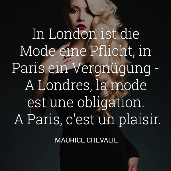 Chanel eine pure Mode-Vergnügung und Symbol für französische Eleganz und Esprit. Chanel, symbole de style et d'élégance, est une célébration pure de la mode.