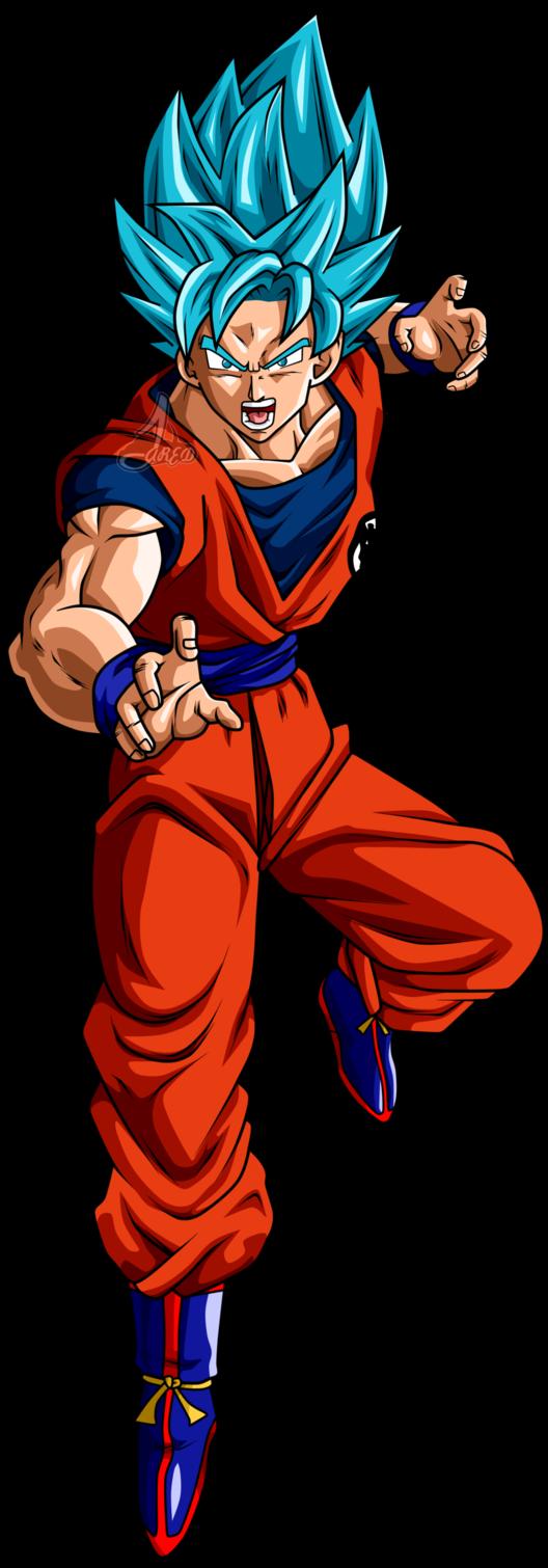Goku Ssj Blue Dbs By Jaredsongohan Dragon Ball Super Goku Anime Dragon Ball Goku