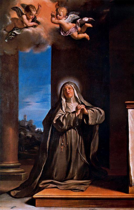 st margaret of cortona patron saint of