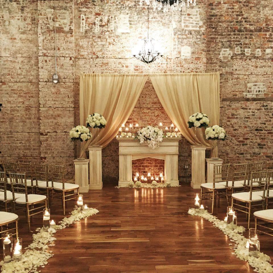 See The Century On Weddingwire Brick Wedding Venue Wedding Urban Chic Urban Wedding Decor