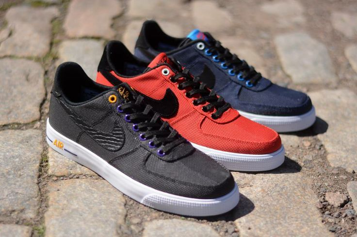 Nike Quickstrike Air Force 1 AC 'Playoffs' Pack Launch: 16th May 00 ...