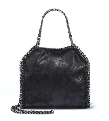 Women's Soft Crossbody Chain Bag