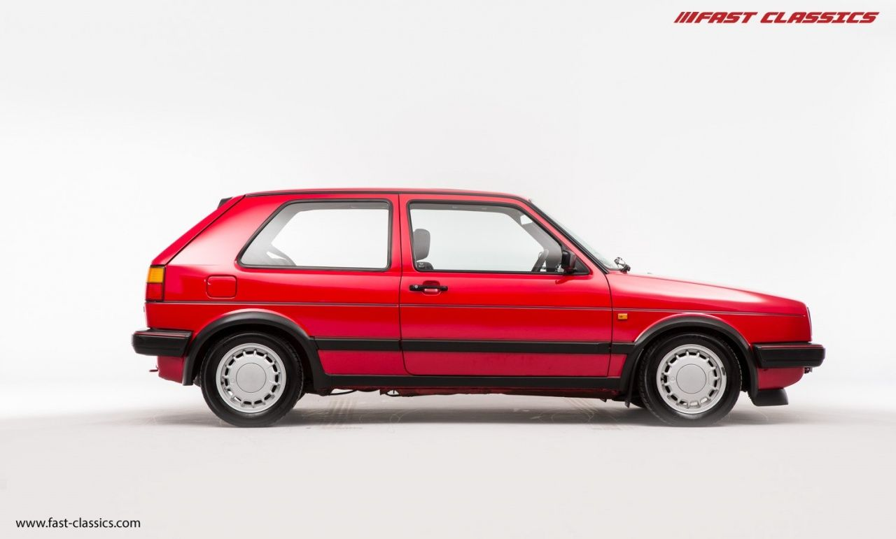 1989 VW Golf - Mk2 GTi 8v   Classic Driver Market