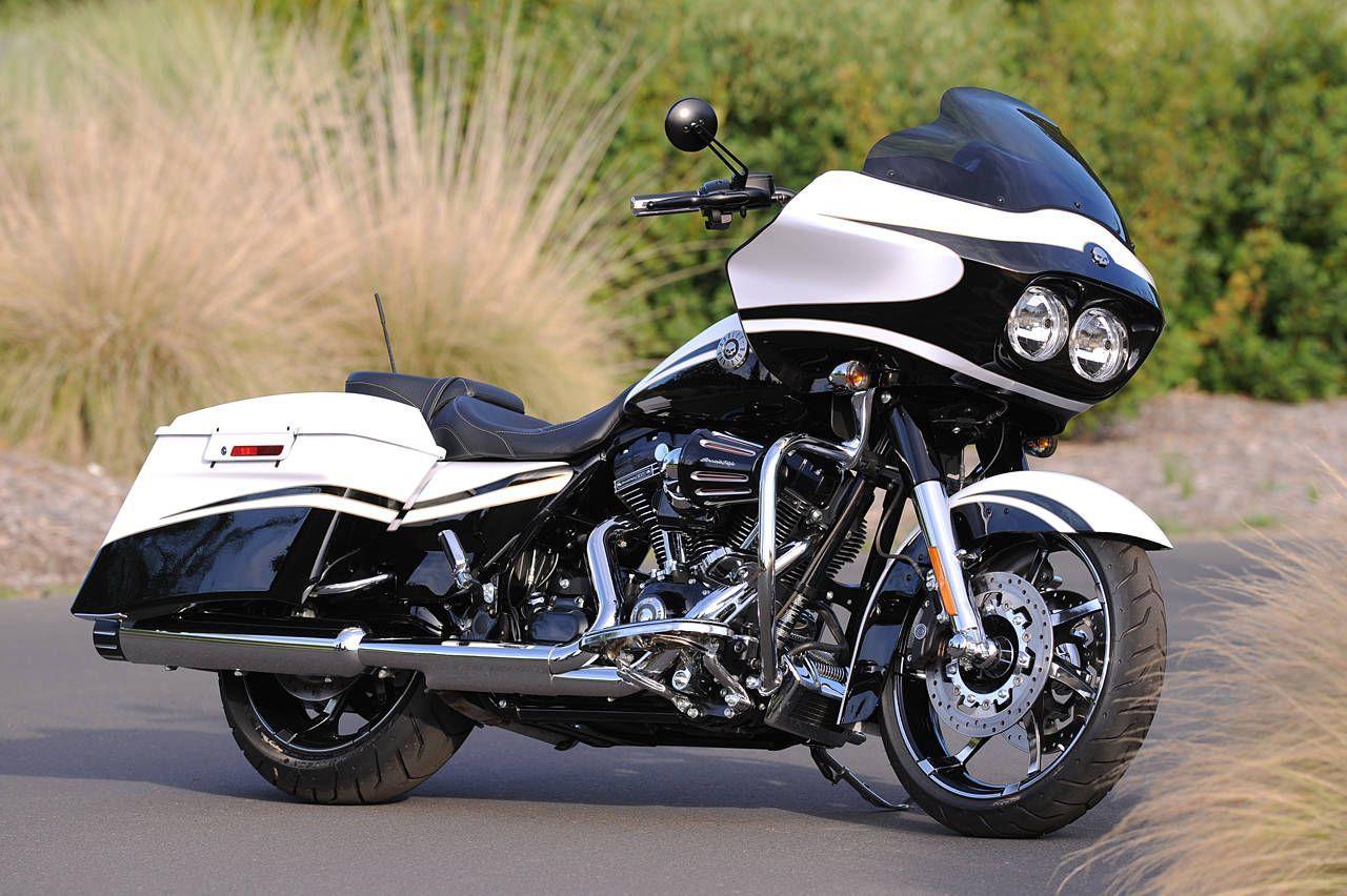 Harley Davidson Street Glide 2012 Cvo Road