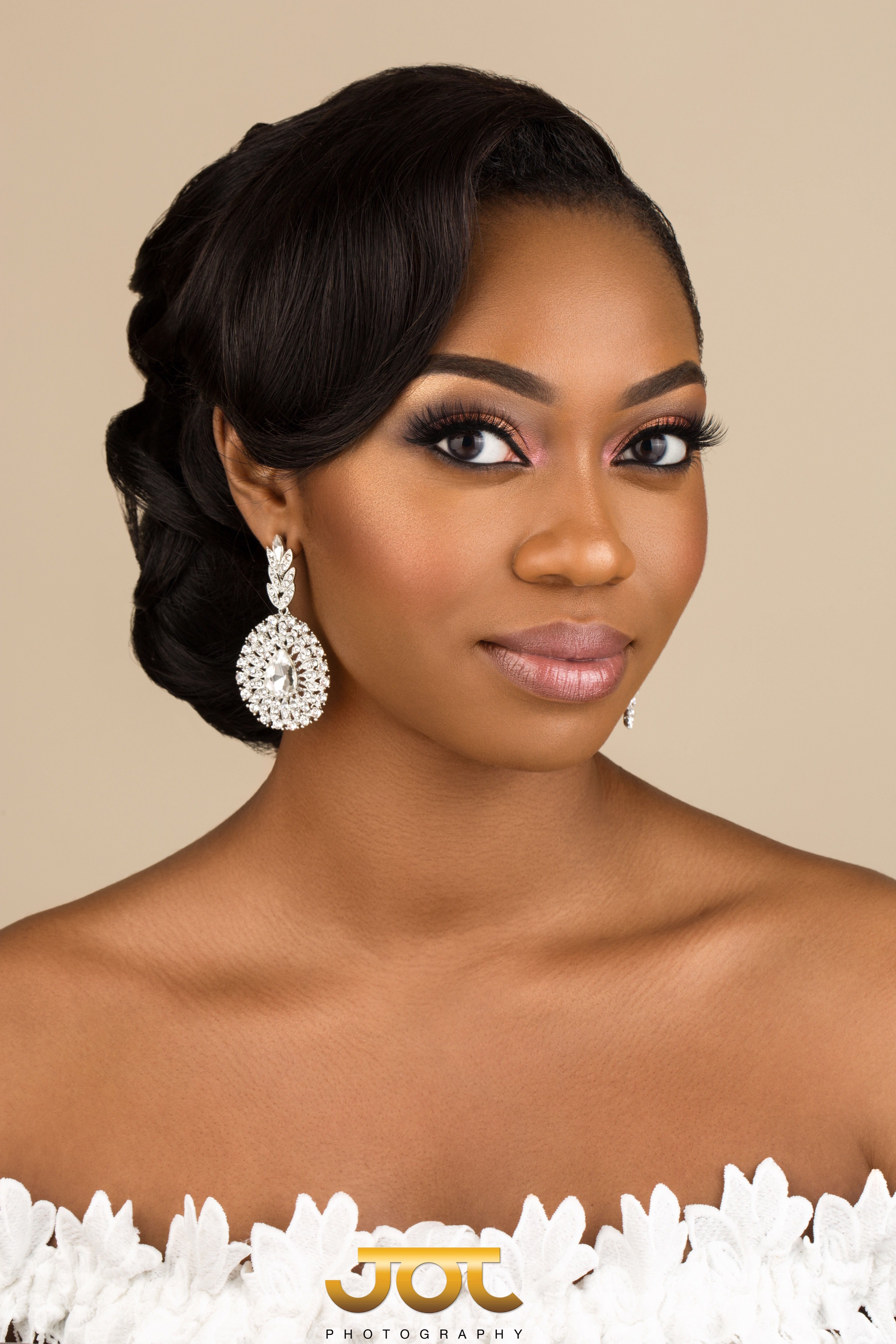 Pin by I do Ghana on Bridal makeup Pinterest