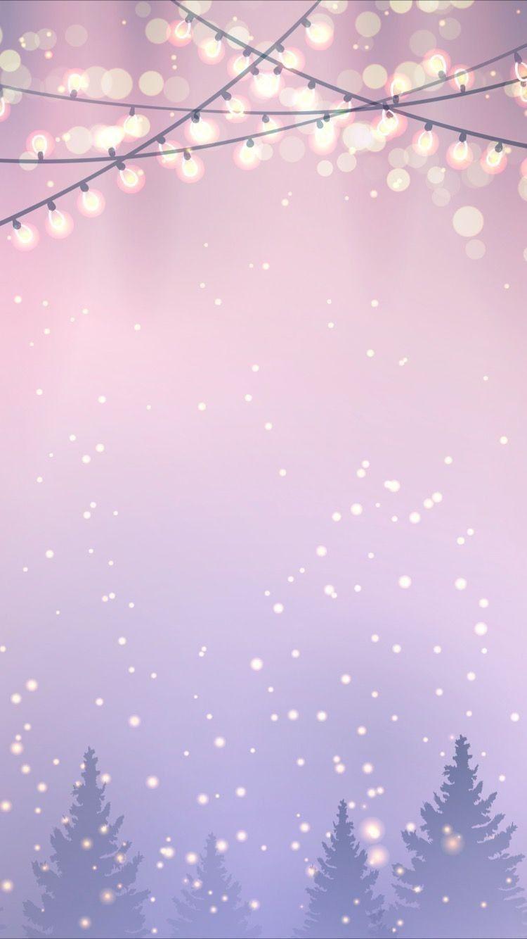 Bem Minimalista Winter Wallpaper Pretty Wallpapers Iphone Wallpaper Lights